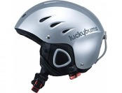 58% off Lucky Bums Snow Sport Helmet, Silver, X-Large