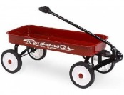 "25% off Pacific Cycle Roadmaster 34"" Steel Wagon"
