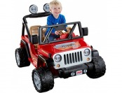 31% off Fisher-Price Power Wheels Jeep Wrangler