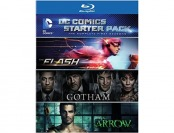66% off DC Comics Starter Pack (The Flash / Gotham / Arrow) Blu-ray