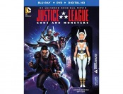 45% off Justice League: Gods and Monsters (Deluxe Edition) Blu-ray