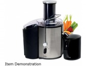 79% off Elite EJX-9700 Whole Fruit Juice Extractor