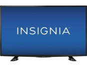 "$50 off Insignia 40"" LED 1080p HDTV, Model NS-40D510NA17"
