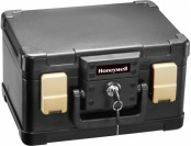 25% off Honeywell .15 cu ft Waterproof Fire Chest, 1102