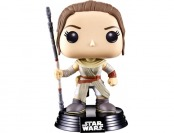62% off Funko Star Wars: Episode VII Rey Pop! Vinyl Bobble Head Figure