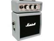 46% off Marshall Limited Edition Ms-2J 1W Micro Guitar Amp Silver