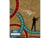 47% off Casino Royale (Blu-ray) Steelbook