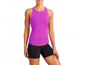 65% off Athleta Womens Crunch 2 Tank Size XL - Sparkling Purple