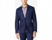 82% off Inc International Concepts Stretch Linen Blazer + Extra 20% Off