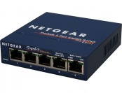 63% off Netgear GS105 5 Port Gigabit Business-Class Switch