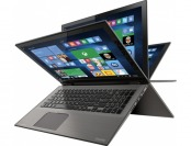 "$300 off Toshiba Satellite Radius 2-in-1 15.6"" 4K HD Touch Laptop"