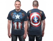 50% off Captain America Costume Tee