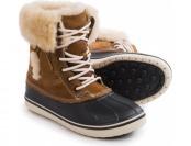52% off Crocs Allcast Luxe Duck Women's Boots