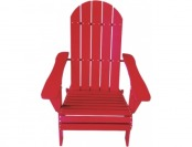 38% off Living Accents Wood Folding Adirondack Chair