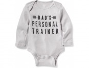 55% off Old Navy Graphic Bodysuit For Baby