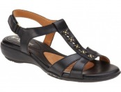 47% off Naturalizer Capricorn T-Strap Women's Sandals