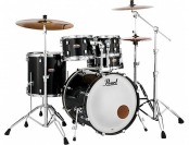$460 off Pearl Decade Maple 5-Piece Shell Pack, Black Ice