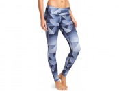 74% off Athleta Womens Frost Chaturanga Tights