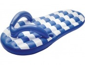 76% off Marine Blue Flip Flop 71-in Inflatable Pool Float