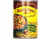 89% off Old El Paso Refried Beans, Fat Free, 16 oz (12 Pack)