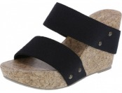 75% off Women's Rally High-Wedge Slide