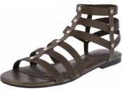 71% off Women's Troy Stretch Gladiator Flat