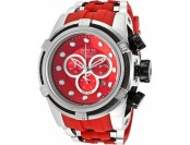 92% off Invicta 14402 Men's Bolt Reserve Red Chrono Watch