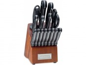 92% off Cuisinart 16-Piece Cutlery Block Set