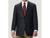 87% off Signature 2-Button Herringbone Regal Fit Sportcoat
