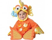 88% off Infant Giggly Goldfish Costume, Infant Unisex