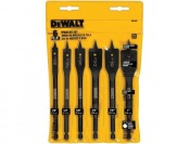 47% off DEWALT Wood Boring Bit Set (6-Piece)
