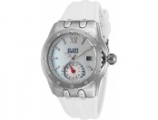 $482 off Elini Barokas Genesis Vision White Mother of Pearl Dial Watch