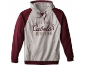 75% off Cabela's Men's Lightweight Cotton Hoodie