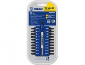55% off Kobalt 23-Piece Screwdriver Bit Set 89915