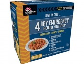 52% off Mountain House 4 Day Emergency Food Supply