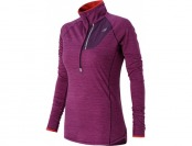 83% off New Balance WT53209IPH Women's Performance Merino Half Zip