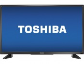 "$40 off Toshiba 32L221U 32"" LED 720p Smart HDTV"