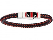 80% off Marvel Deadpool Red Bracelet