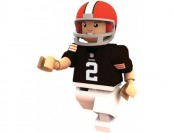 62% off Cleveland Browns Johnny Manziel OYO Minifigure