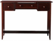 "75% off Hawthorne Vanity With Folding Mirror - 32""Hx44""W"