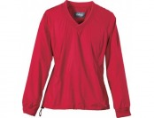 80% off Cabela's Women's Rock Falls Pullover - Mountain Red