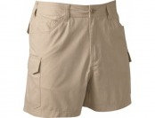 75% off Cabela's Men's 5 Flat Rock Trail Shorts - Tan