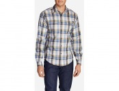 64% off Eddie Bauer Men's Expedition Flannel Shirt