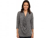 80% off B Collection Shimmer Knit Women's Long Sleeve Pullover