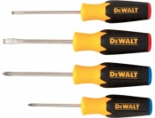 54% off Dewalt 4 Pc. Screwdriver Set (DWHT62512)
