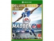 50% off Madden NFL 16 Deluxe Edition for Xbox One