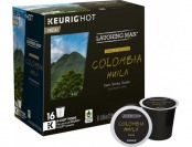 38% off Keurig Laughing Man Colombia Huila K-Cups (16-Pack)