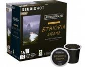 38% off Keurig Laughing Man Ethiopia Sidama K-Cups (16-Pack)