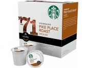 38% off Keurig Starbucks Pike Place Coffee K-Cups (16-Pack)