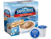 38% off Keurig Swiss Miss Milk Chocolate Hot Cocoa K-Cups